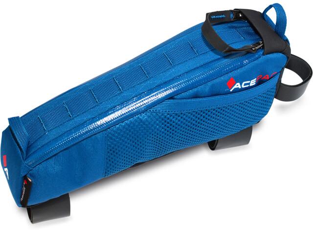 Acepac Fuel Frame Bag L blue
